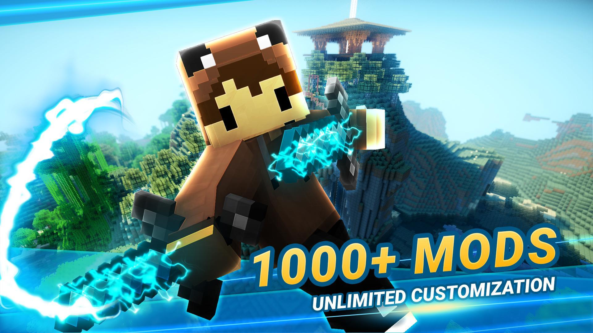 Mods | AddOns for Minecraft PE (MCPE) Free 1.20.1 Screenshot 1