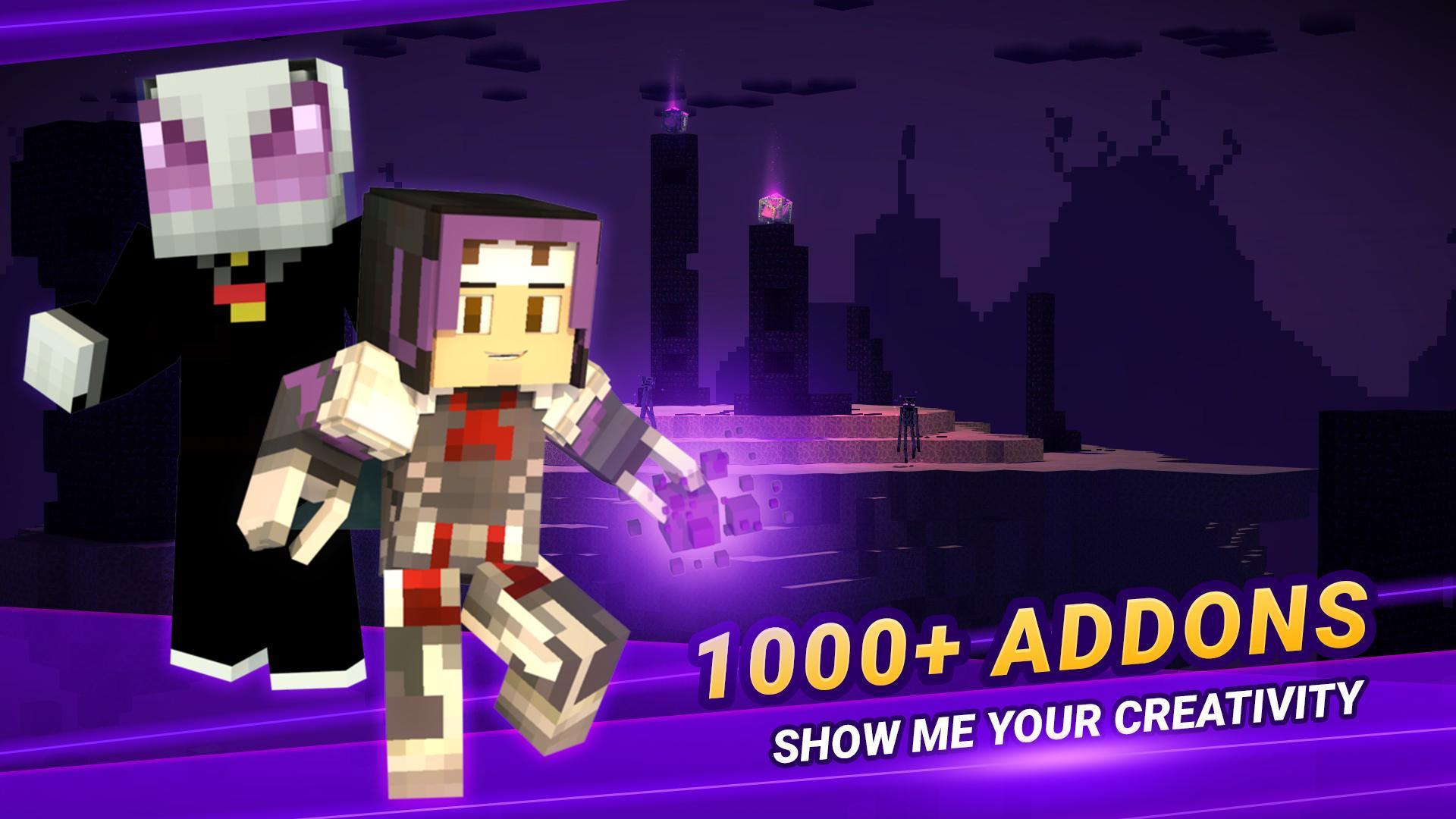 Mods | AddOns for Minecraft PE (MCPE) Free 1.20.1 Screenshot 2