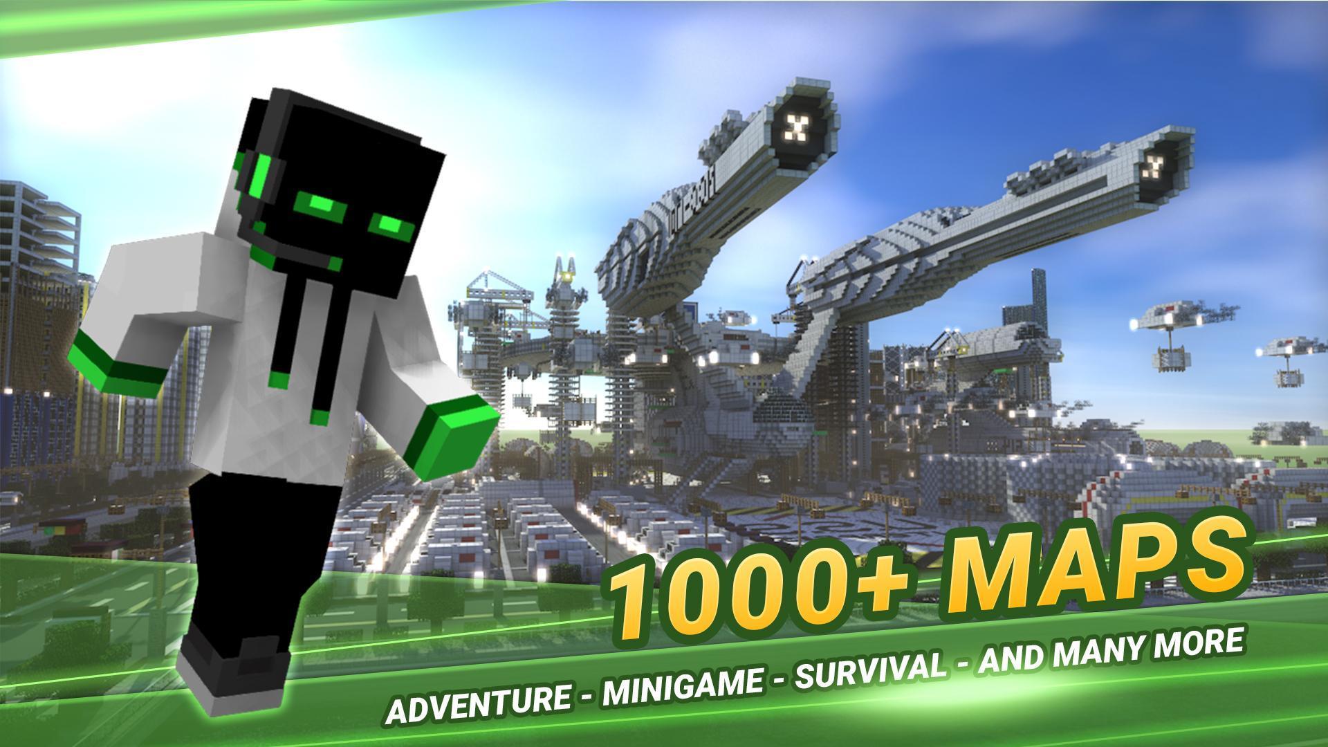 Mods | AddOns for Minecraft PE (MCPE) Free 1.20.1 Screenshot 3