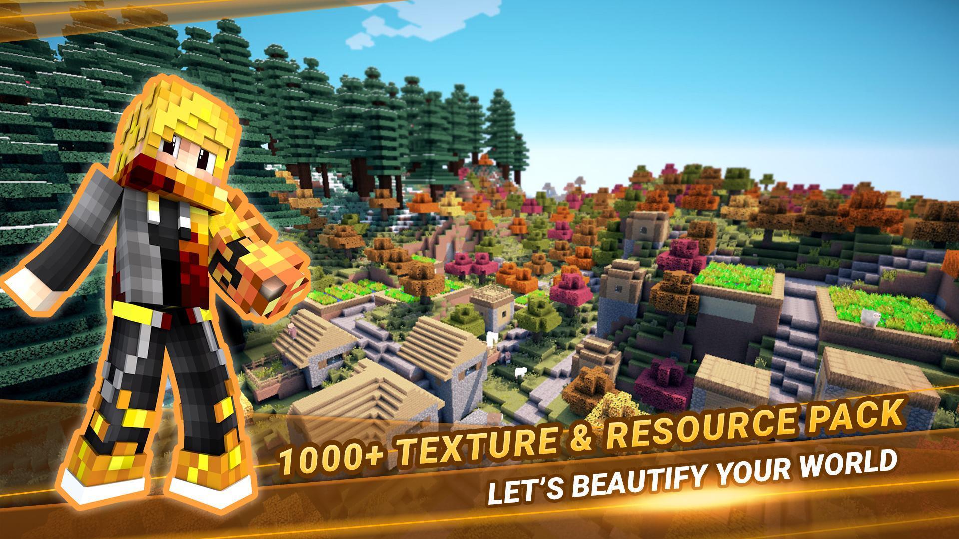 Mods | AddOns for Minecraft PE (MCPE) Free 1.20.1 Screenshot 5