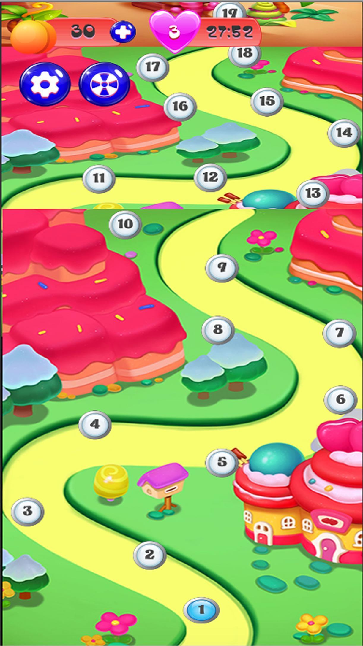 Fruit Splash Match Swipe 1.0 Screenshot 2