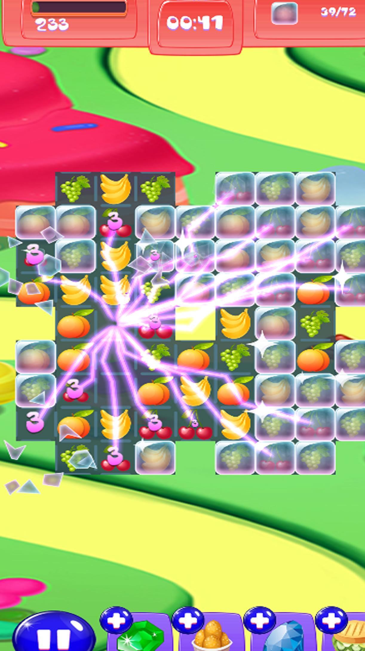 Fruit Splash Match Swipe 1.0 Screenshot 3