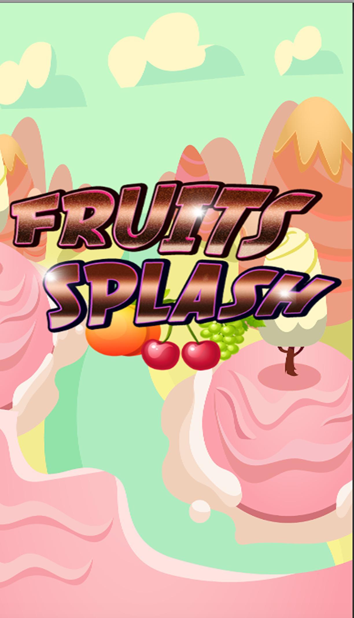 Fruit Splash Match Swipe 1.0 Screenshot 4