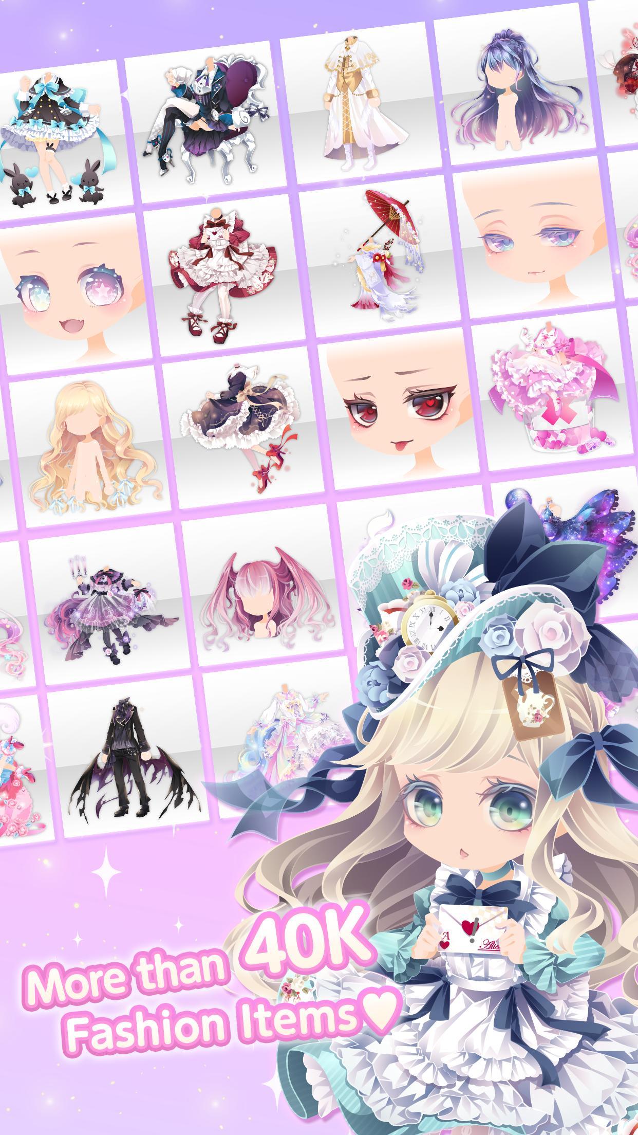 Star Girl Fashion❤CocoPPa Play 1.82 Screenshot 2