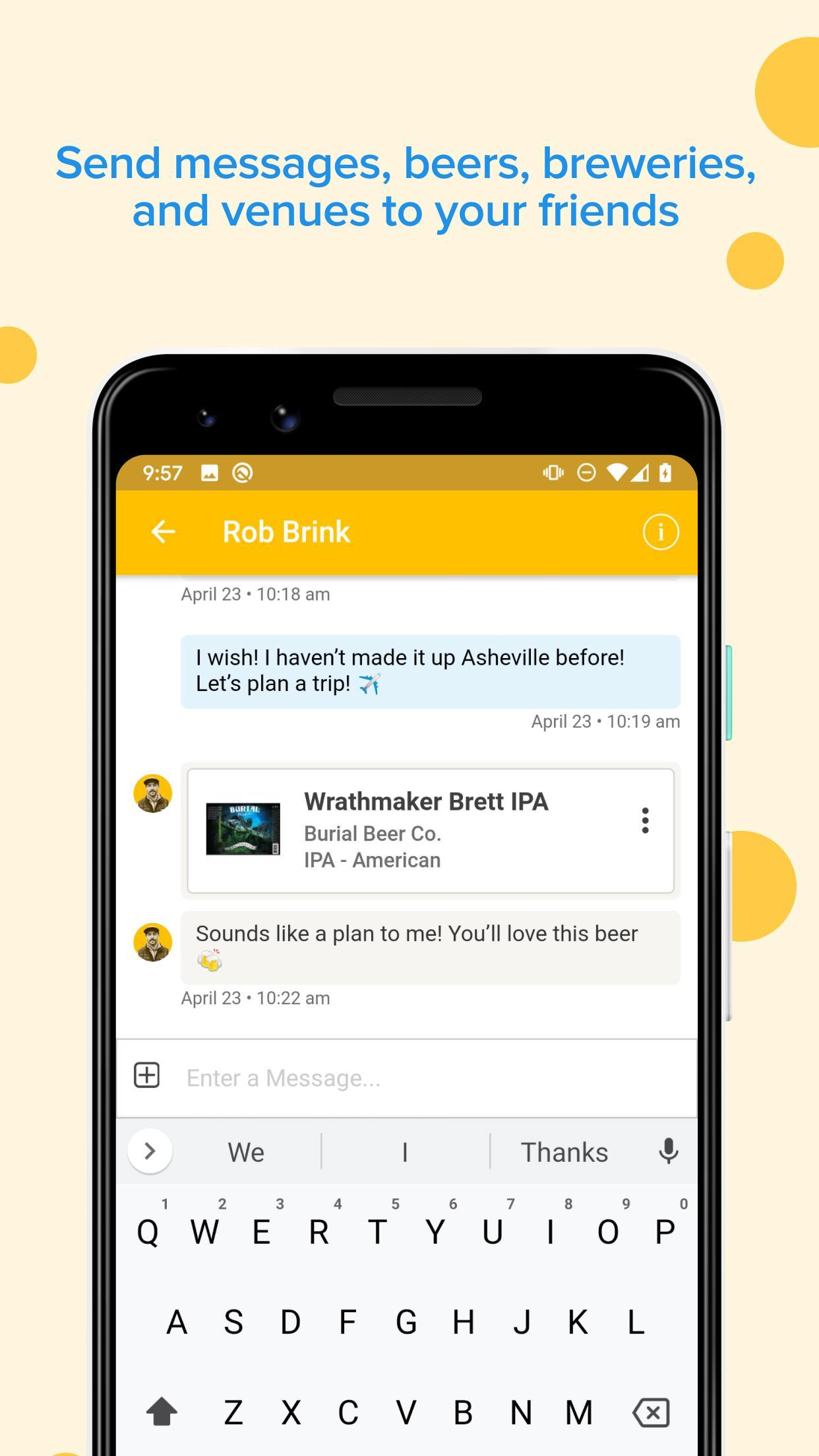 Untappd Discover Beer 3.4.91 Screenshot 4