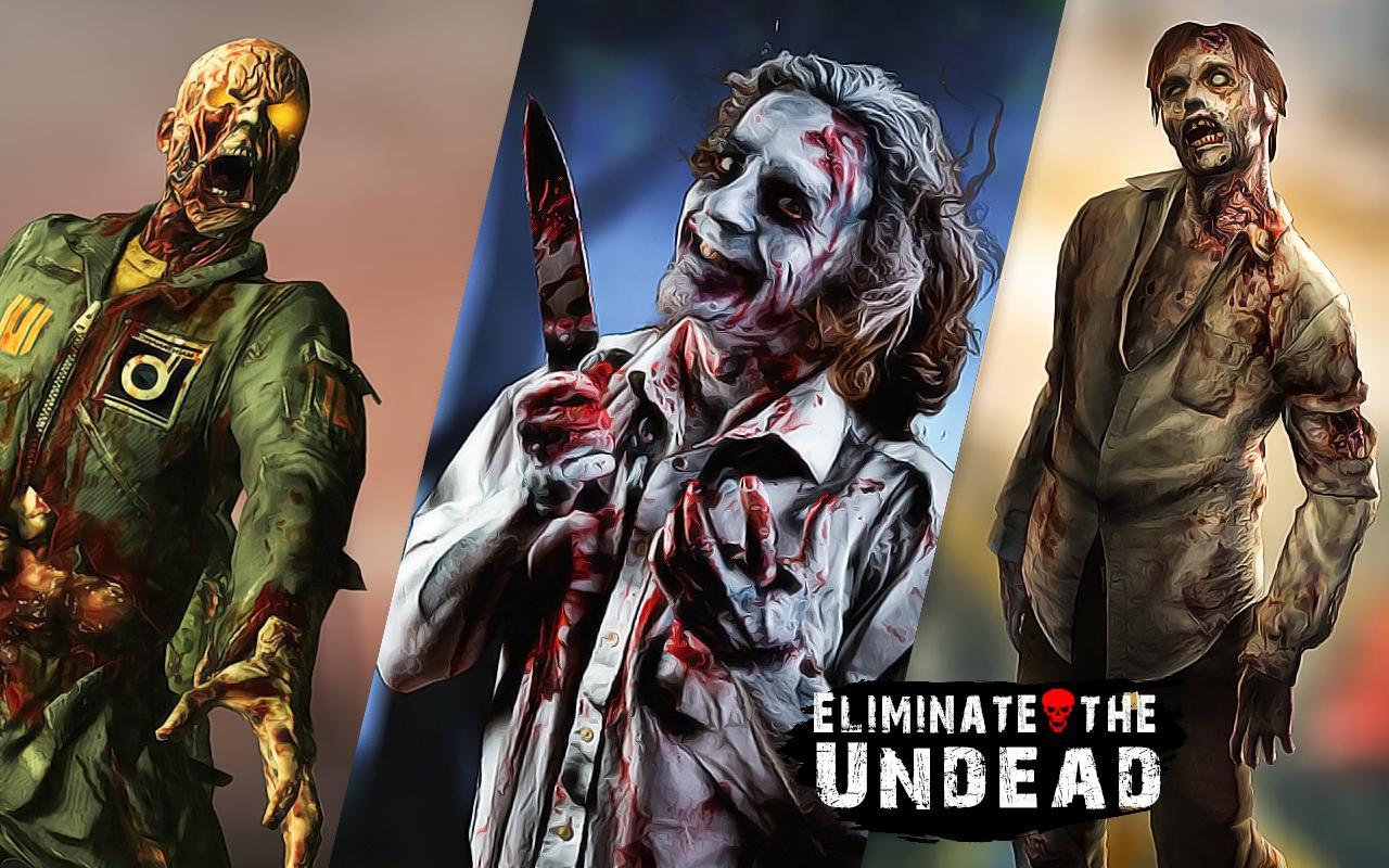 Zombie Hunter To Dead Target Free Shooting Games 1.1 Screenshot 3