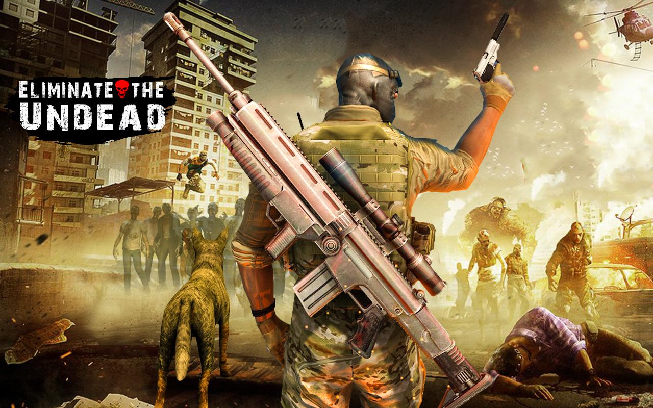 Zombie Hunter To Dead Target Free Shooting Games 1.1 Screenshot 7
