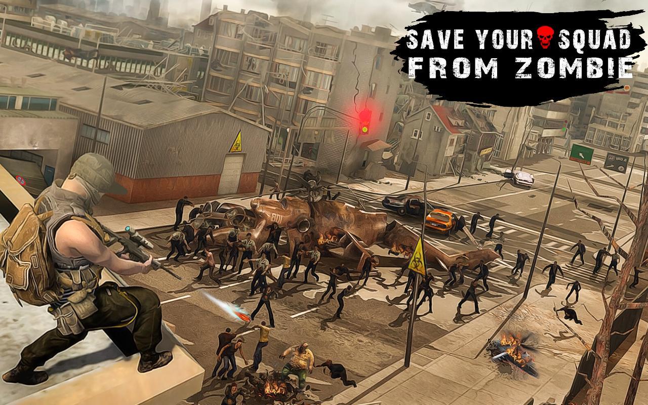 Zombie Hunter To Dead Target Free Shooting Games 1.1 Screenshot 8