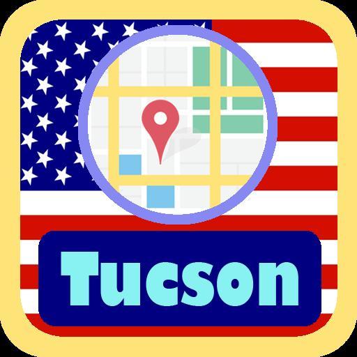 USA Tucson City Maps 1.0 Screenshot 1