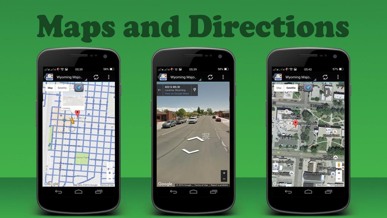 USA Tucson City Maps 1.0 Screenshot 2