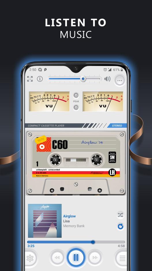 Casse-o-player 2.1.3 Screenshot 1