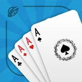 Aces Up -  Easthaven Solitaire game app icon