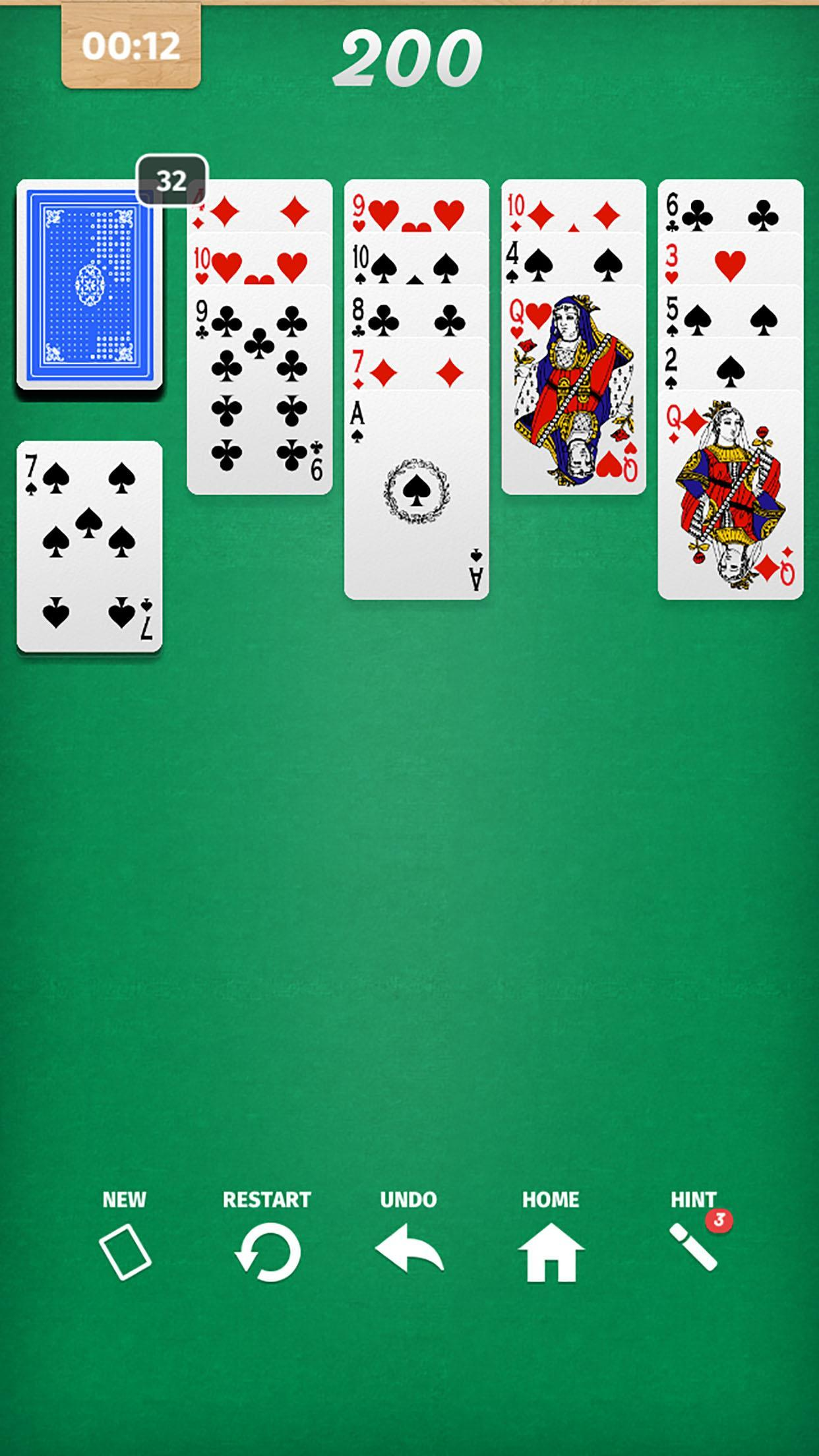 Aces Up -  Easthaven Solitaire game 2.0.0 Screenshot 2