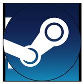 Steam app icon