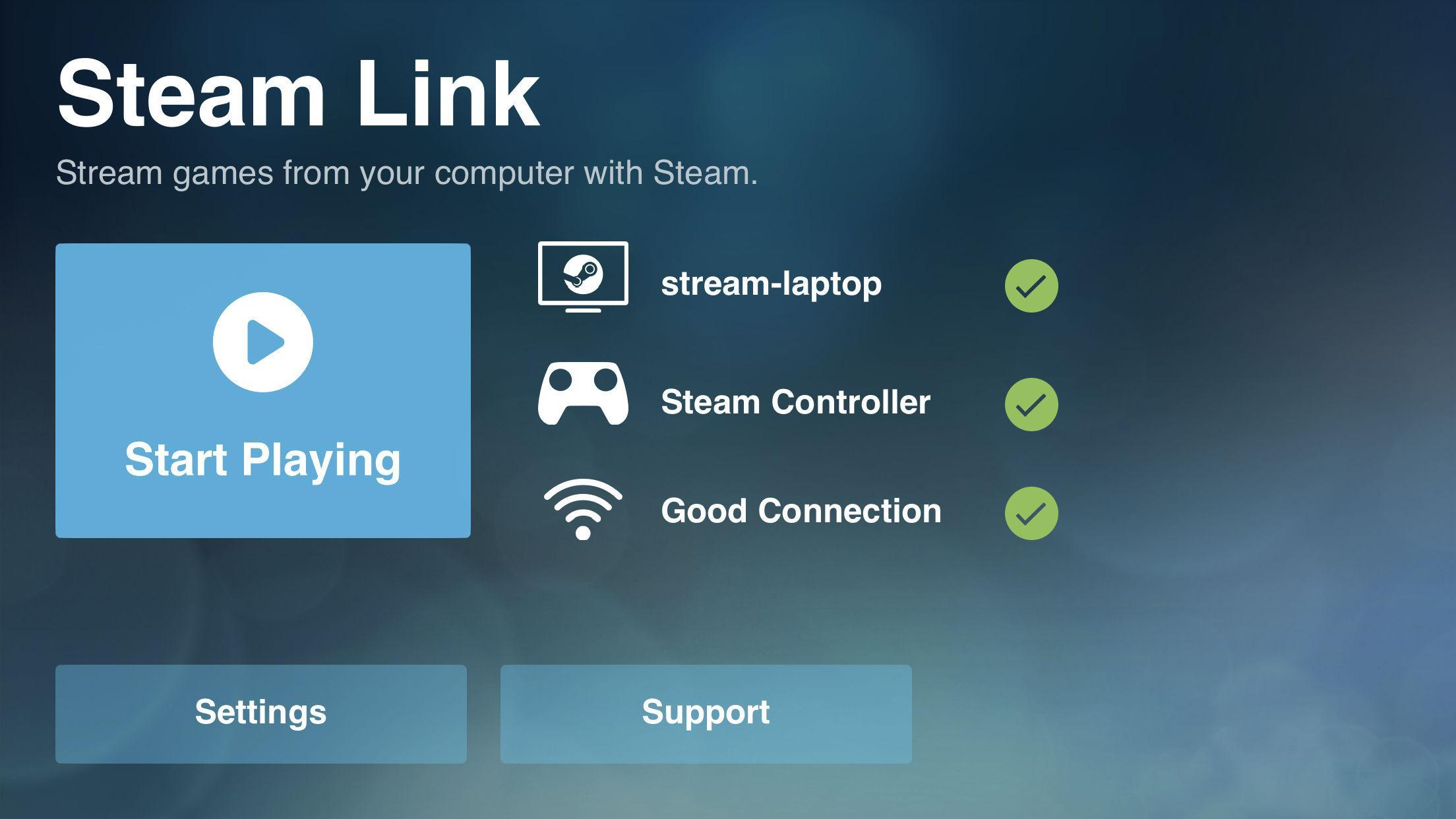 Steam Link 1.1.35 Screenshot 1