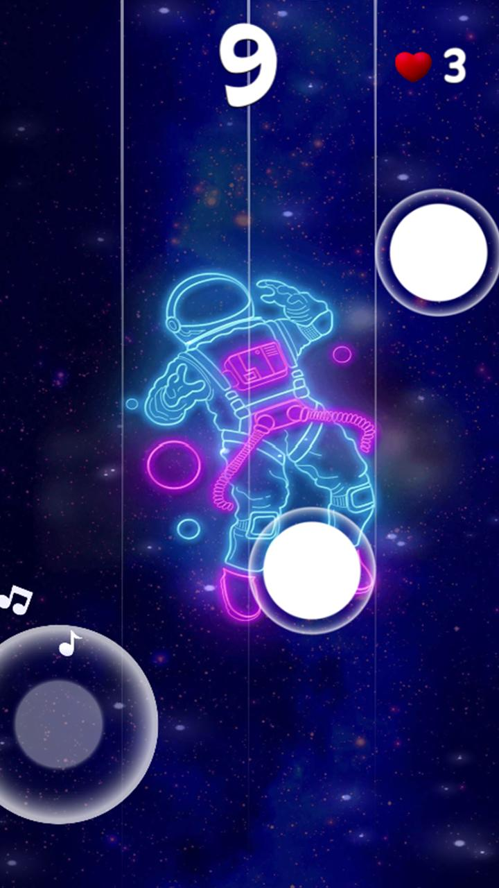 Spectre - Alan Walker Dream Tiles 1.0 Screenshot 1