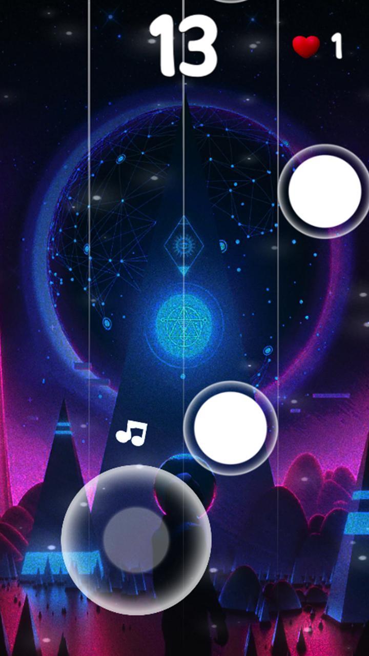 Spectre - Alan Walker Dream Tiles 1.0 Screenshot 3