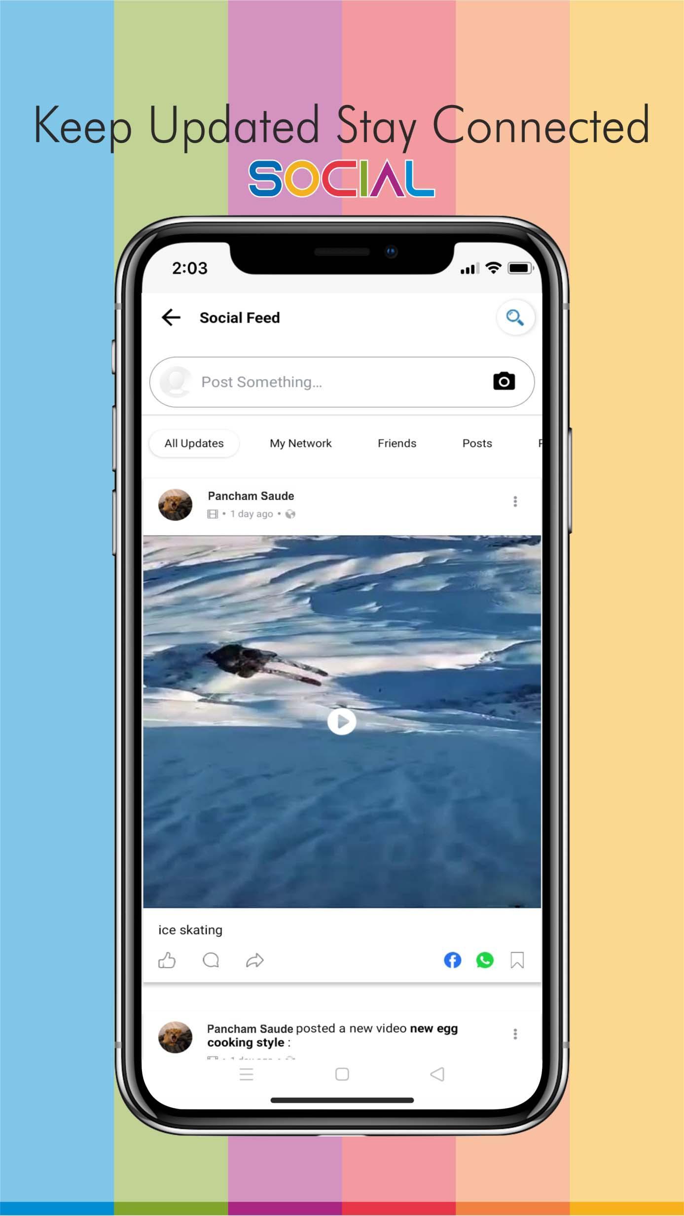 Vavci Social 1.14.0 Screenshot 2