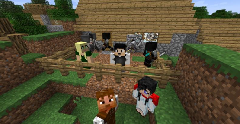 New Comes Alive  Mod for MCPE 4.1 Screenshot 2