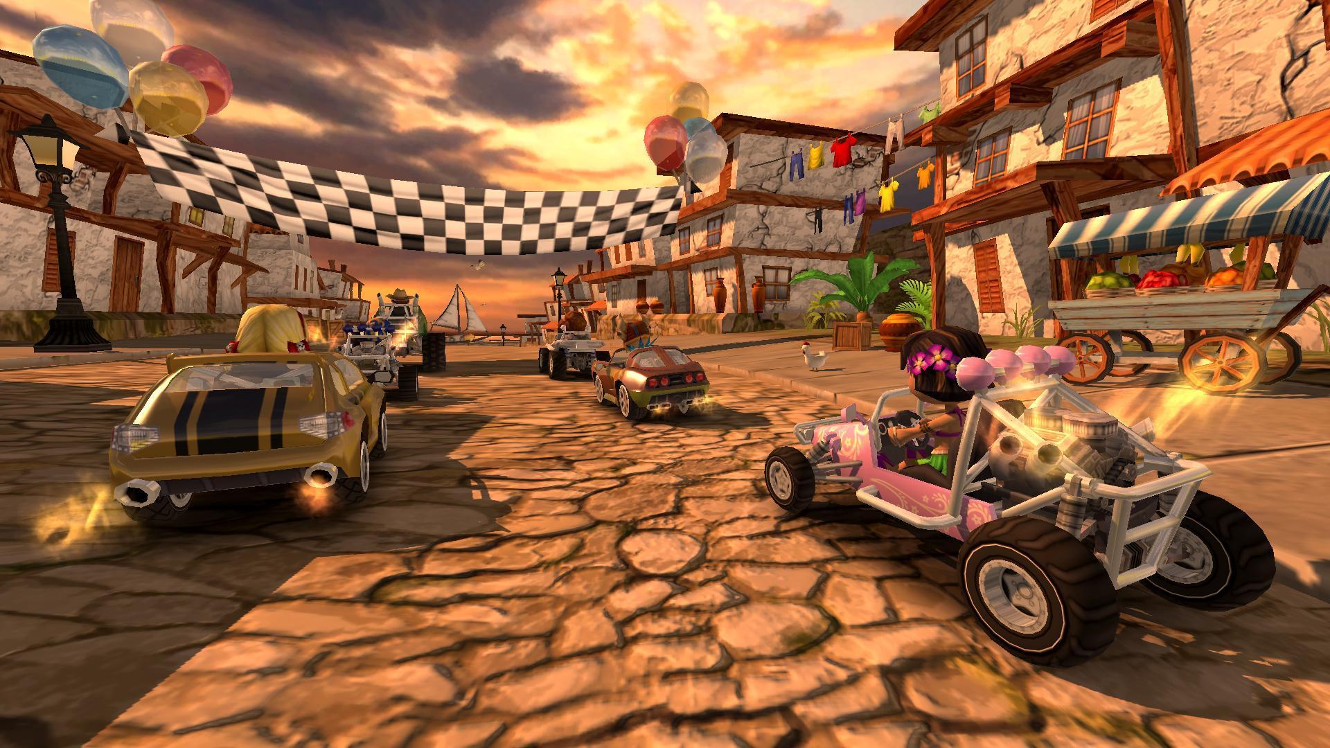 Beach Buggy Racing 1.2.25 Screenshot 1