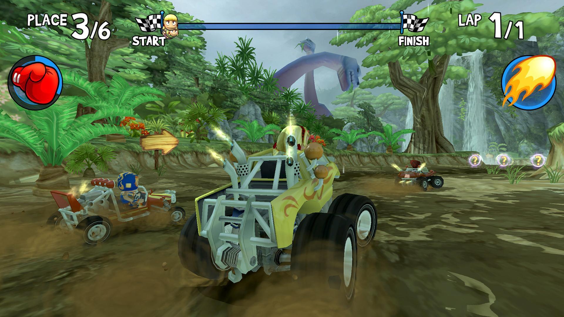 Beach Buggy Racing 1.2.25 Screenshot 2