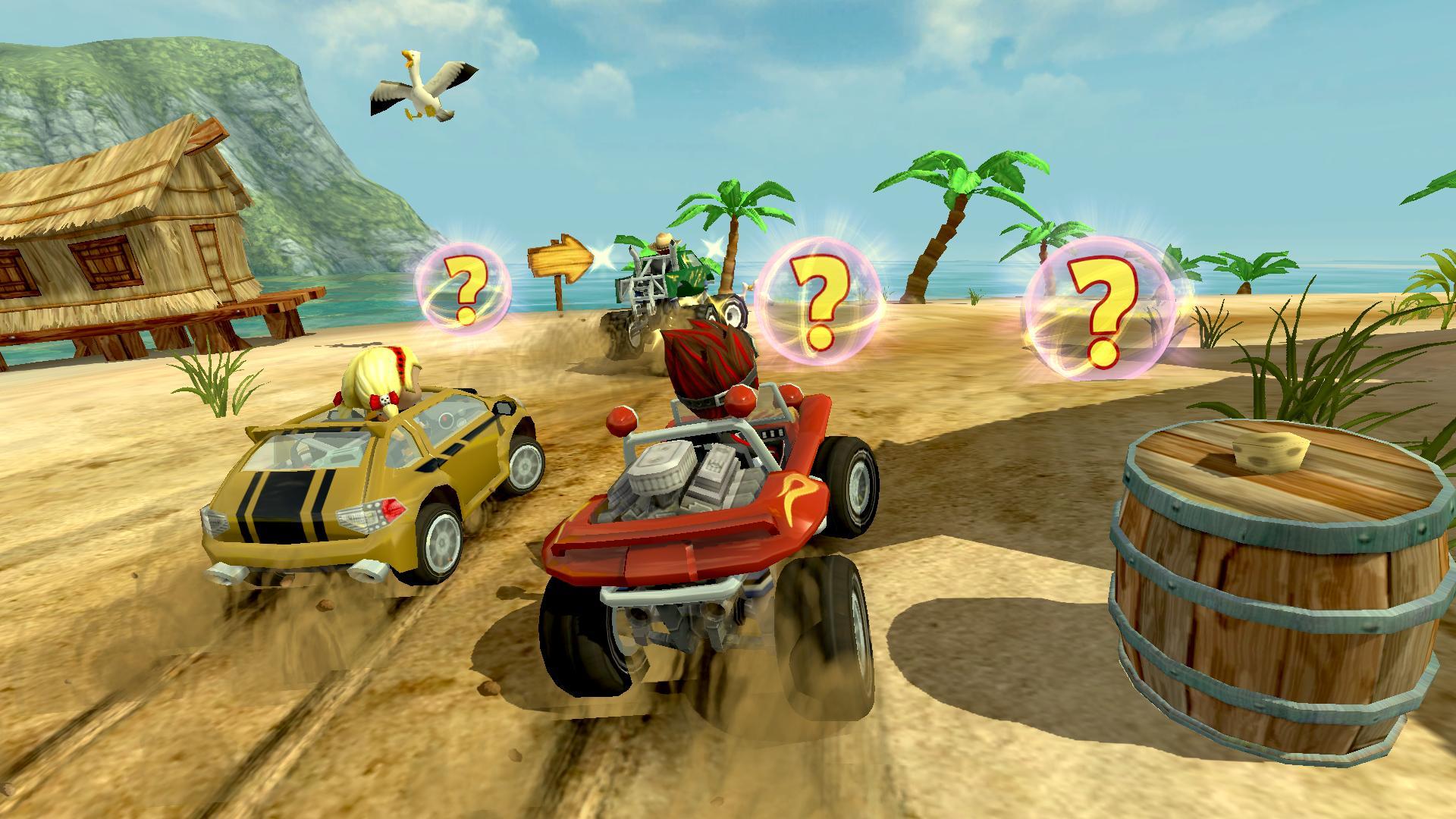 Beach Buggy Racing 1.2.25 Screenshot 3