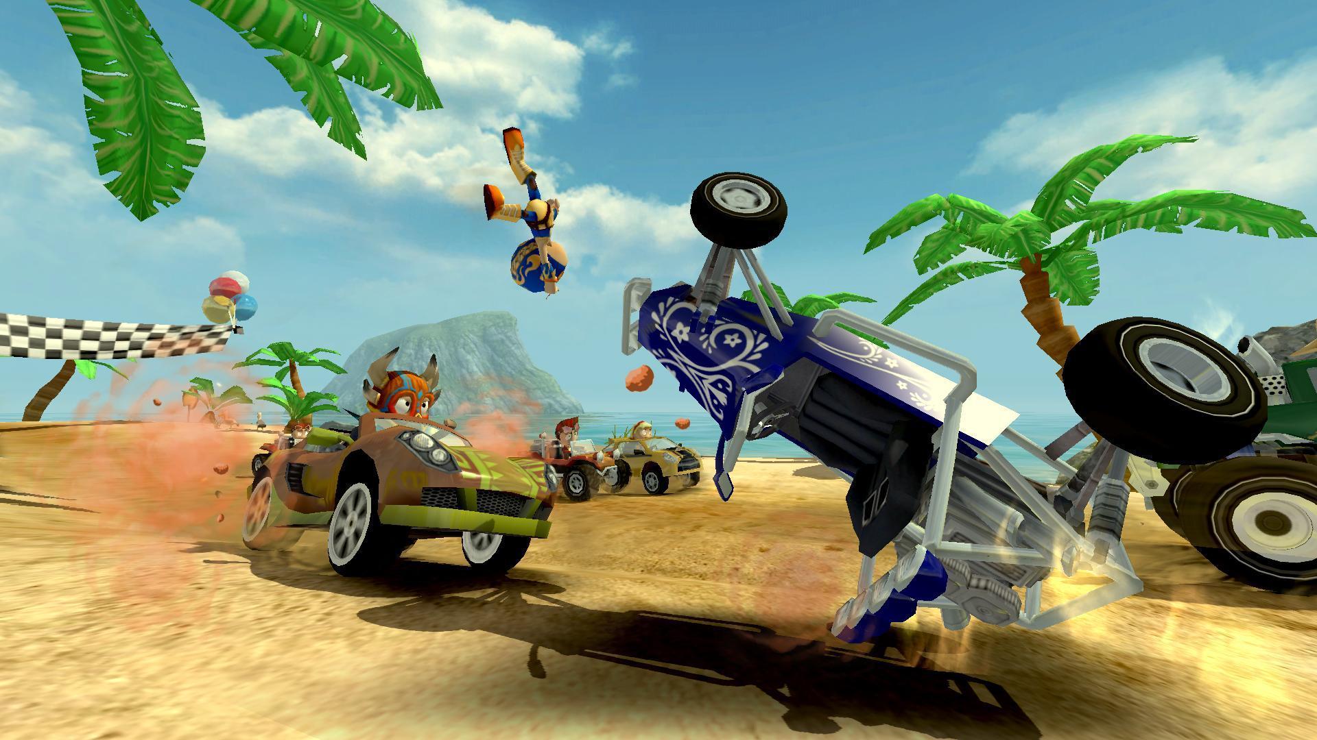 Beach Buggy Racing 1.2.25 Screenshot 4