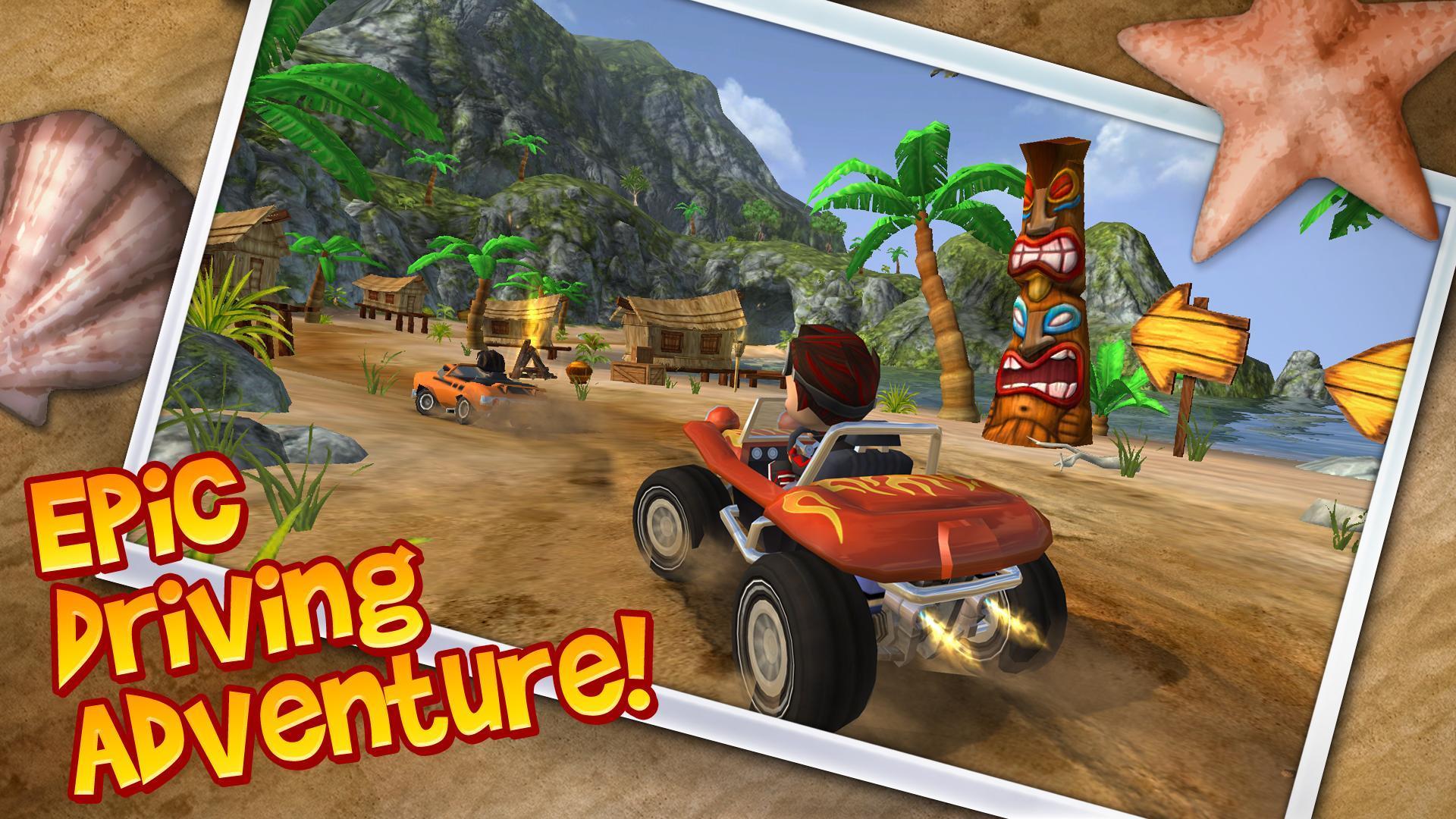 Beach Buggy Blitz 1.5 Screenshot 1