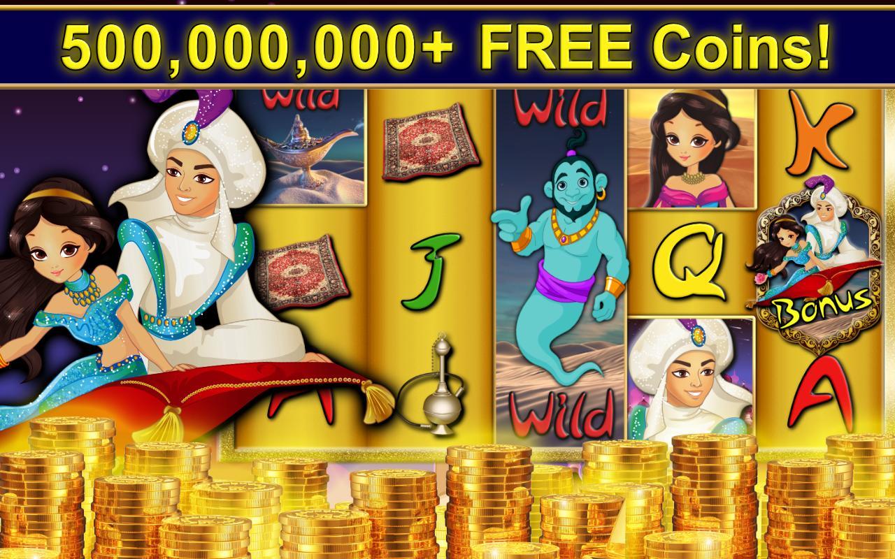 Cute Casino Slots Free Vegas Slot Machine Games 2.04 Screenshot 1