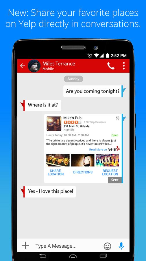 Verizon Messages 6.9.11 Screenshot 5