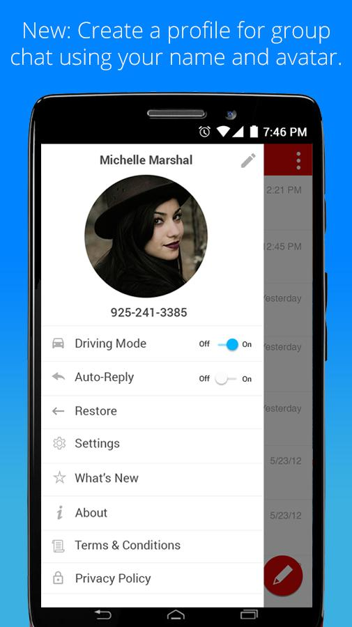 Verizon Messages 6.9.11 Screenshot 8