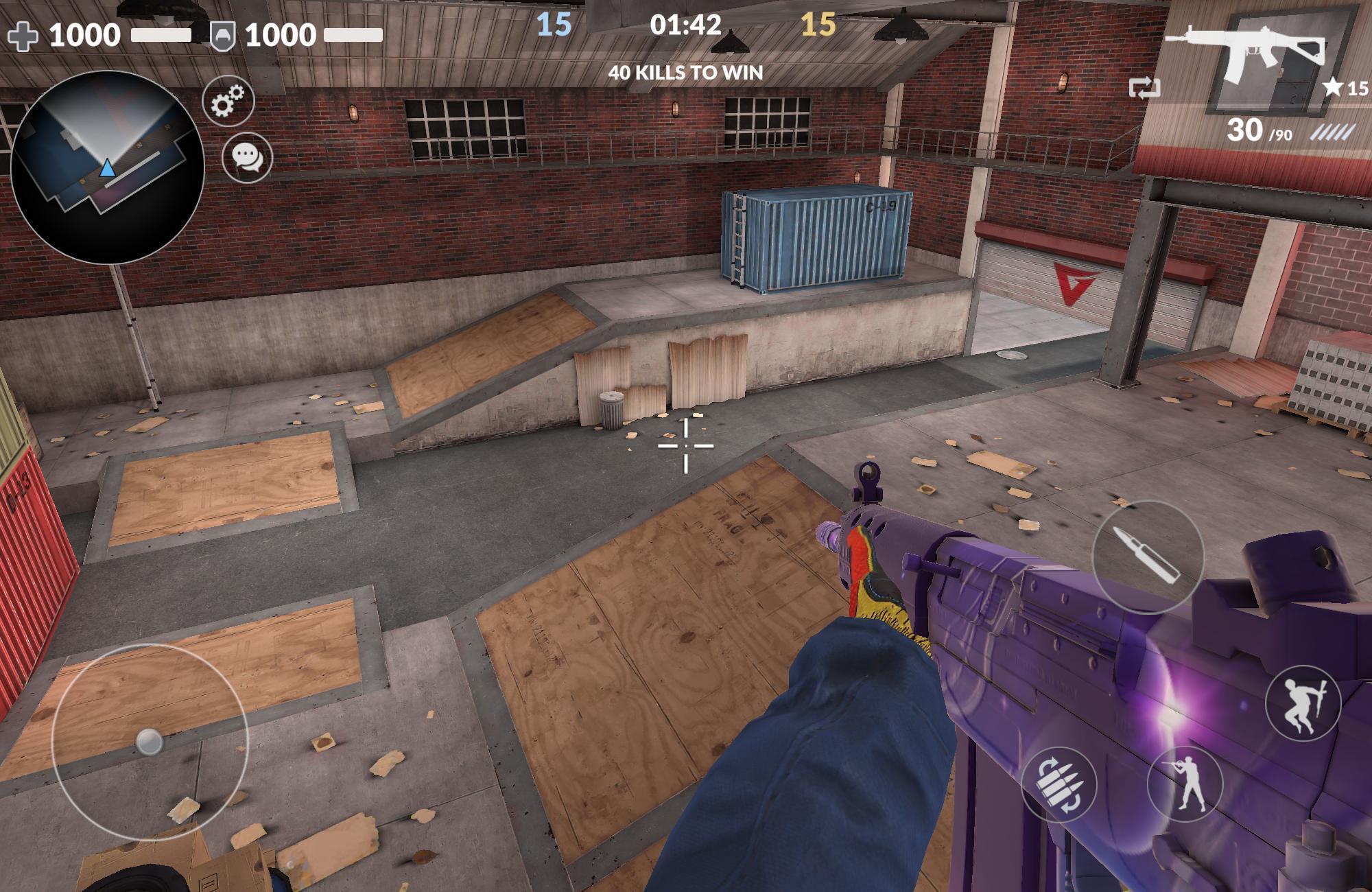 Critical Strike CS: Counter Terrorist Online FPS 9.9990 Screenshot 11