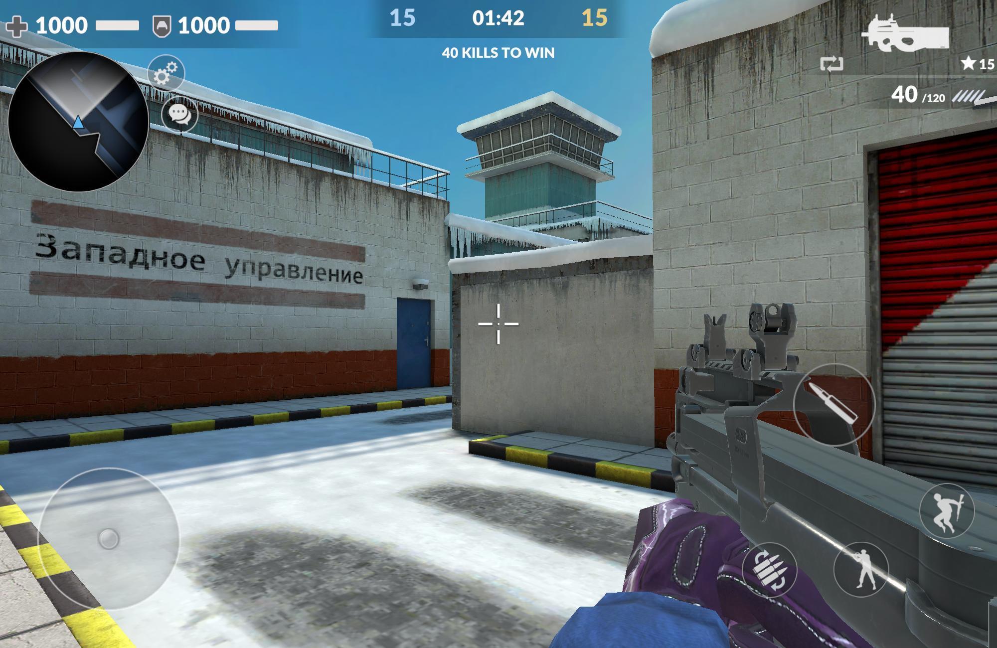 Critical Strike CS: Counter Terrorist Online FPS 9.9990 Screenshot 19