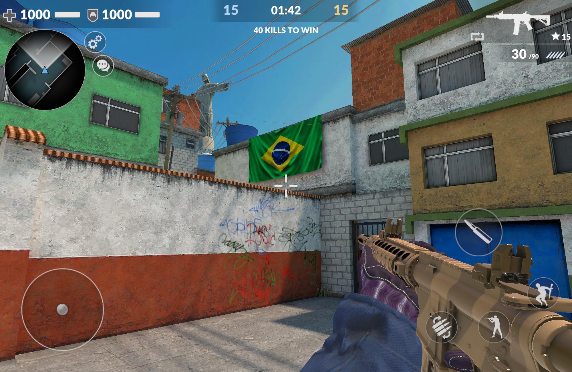 Critical Strike CS: Counter Terrorist Online FPS 9.9990 Screenshot 21