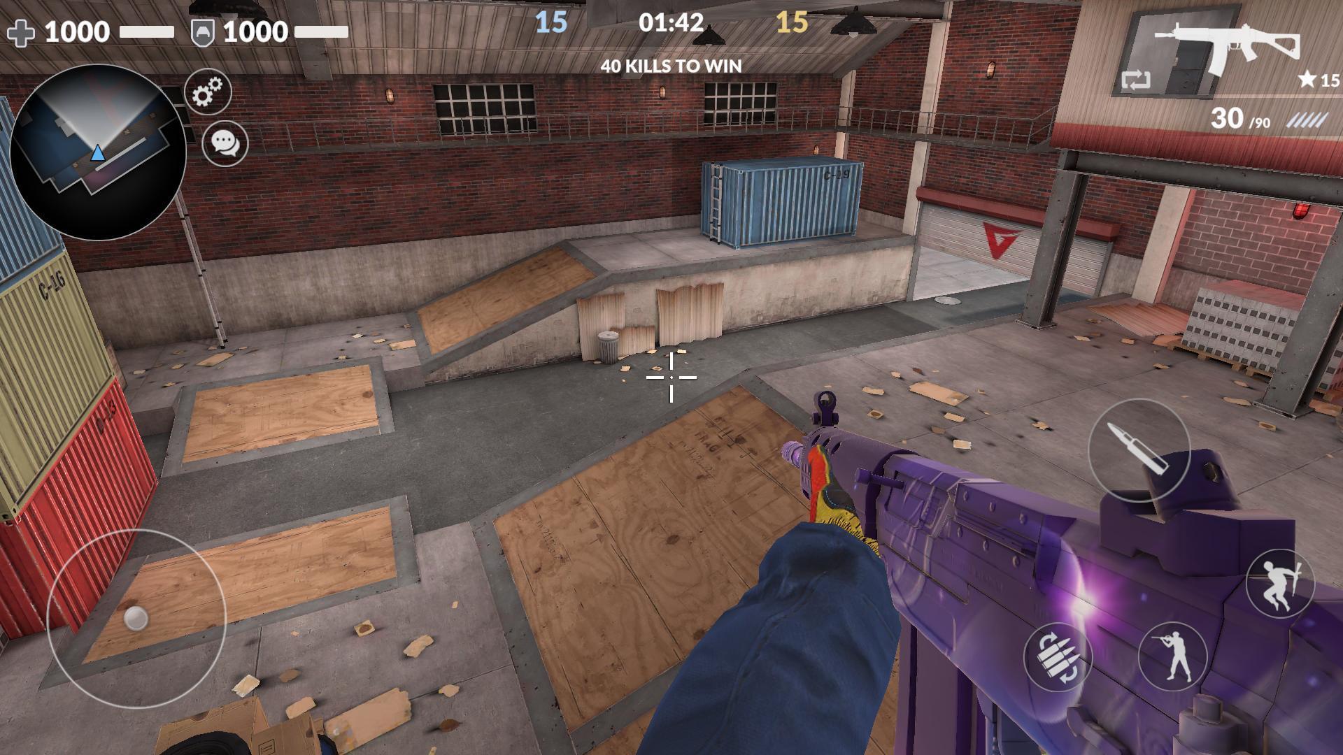 Critical Strike CS: Counter Terrorist Online FPS 9.9990 Screenshot 4