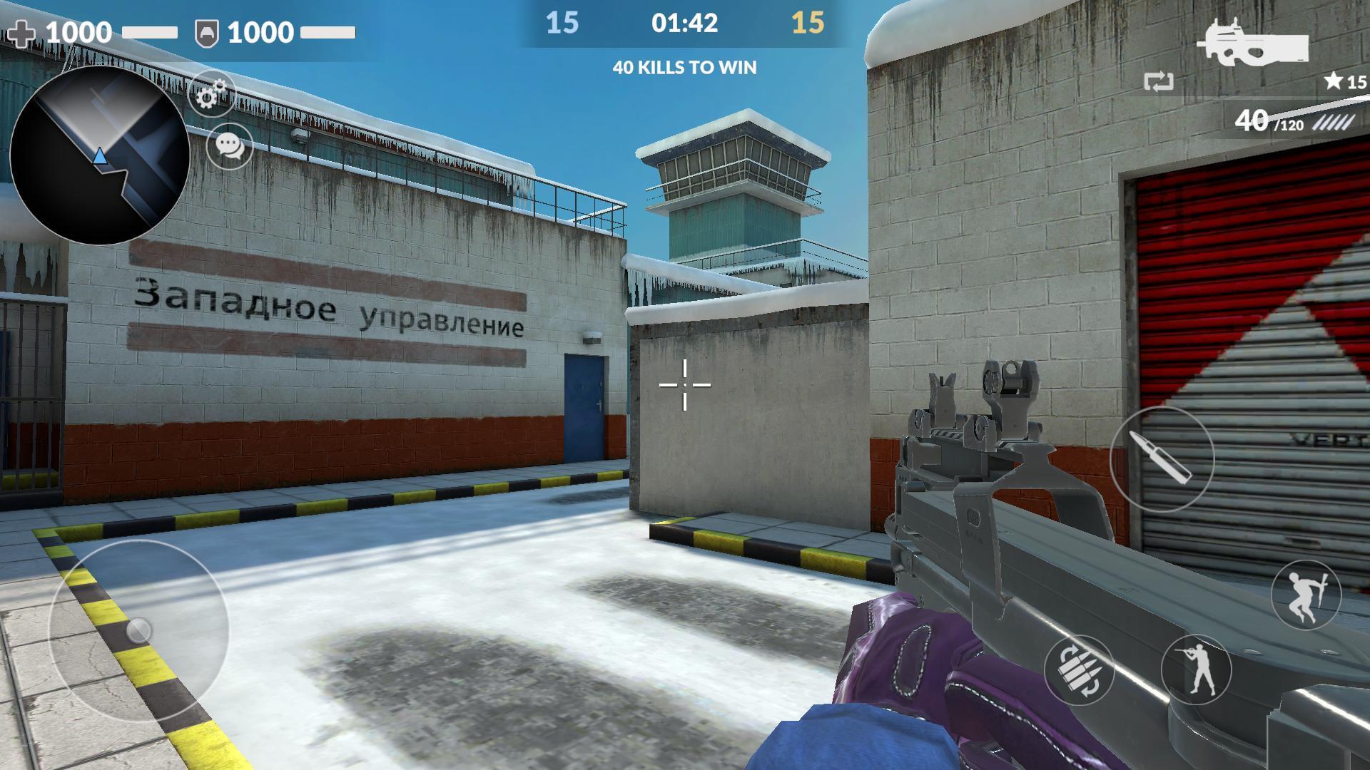 Critical Strike CS: Counter Terrorist Online FPS 9.9990 Screenshot 5