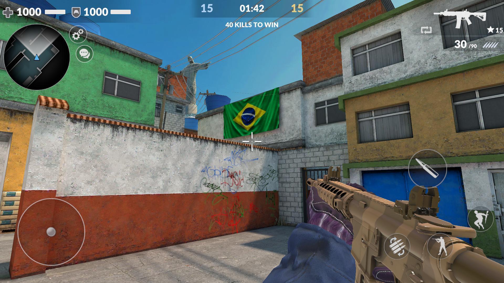 Critical Strike CS: Counter Terrorist Online FPS 9.9990 Screenshot 7