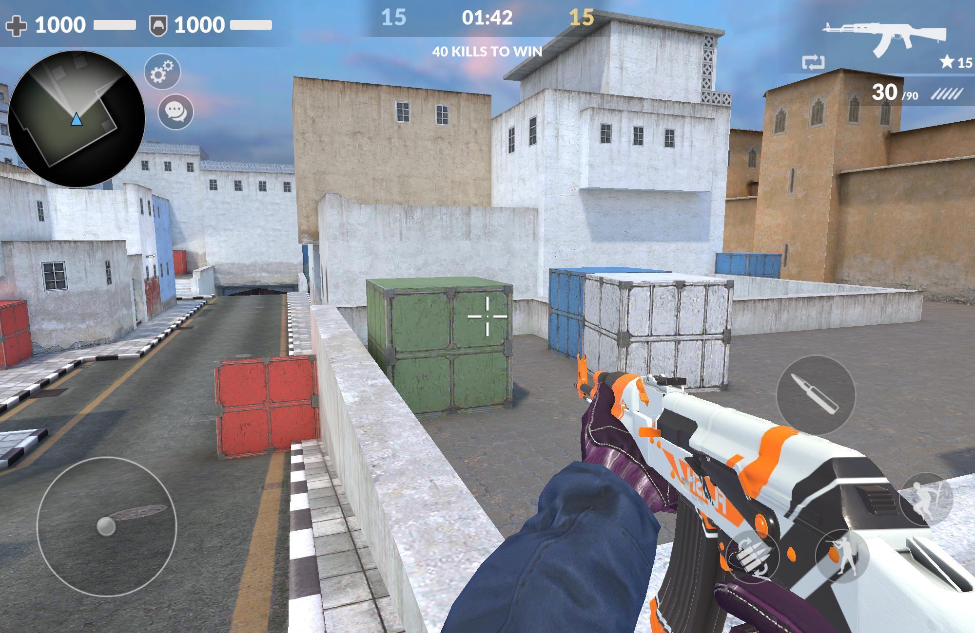 Critical Strike CS: Counter Terrorist Online FPS 9.9990 Screenshot 8