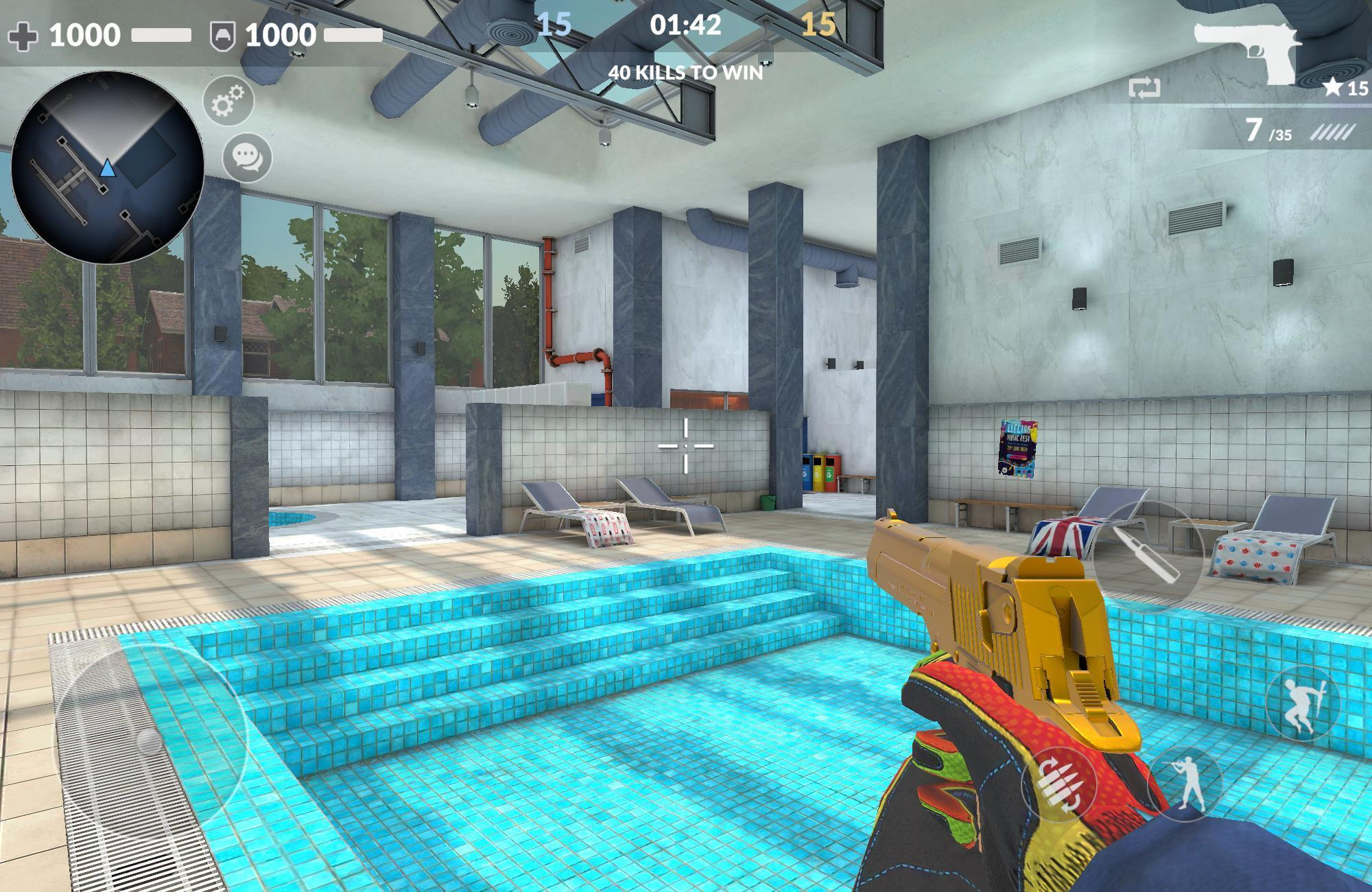 Critical Strike CS: Counter Terrorist Online FPS 9.9990 Screenshot 9