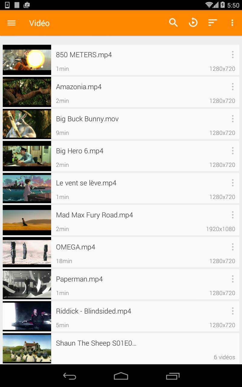 VLC for Android 3.2.12 Screenshot 19