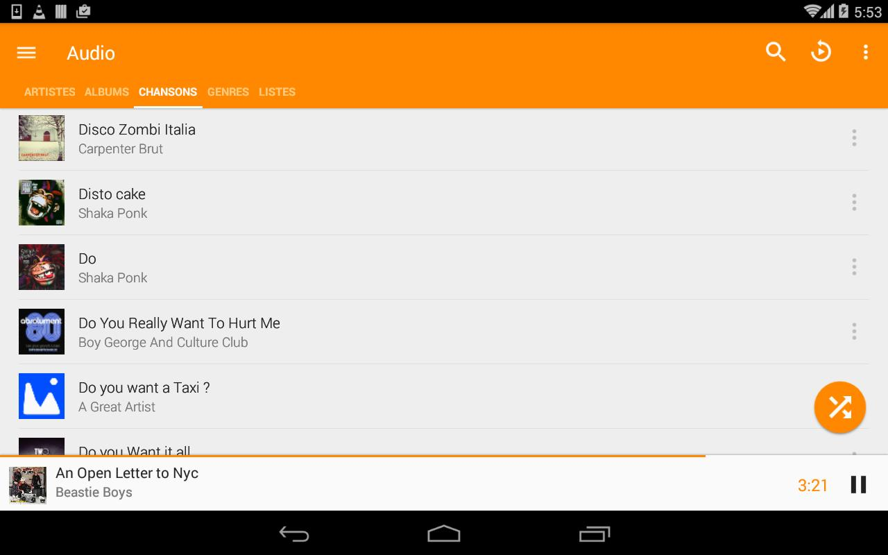 VLC for Android 3.2.12 Screenshot 23