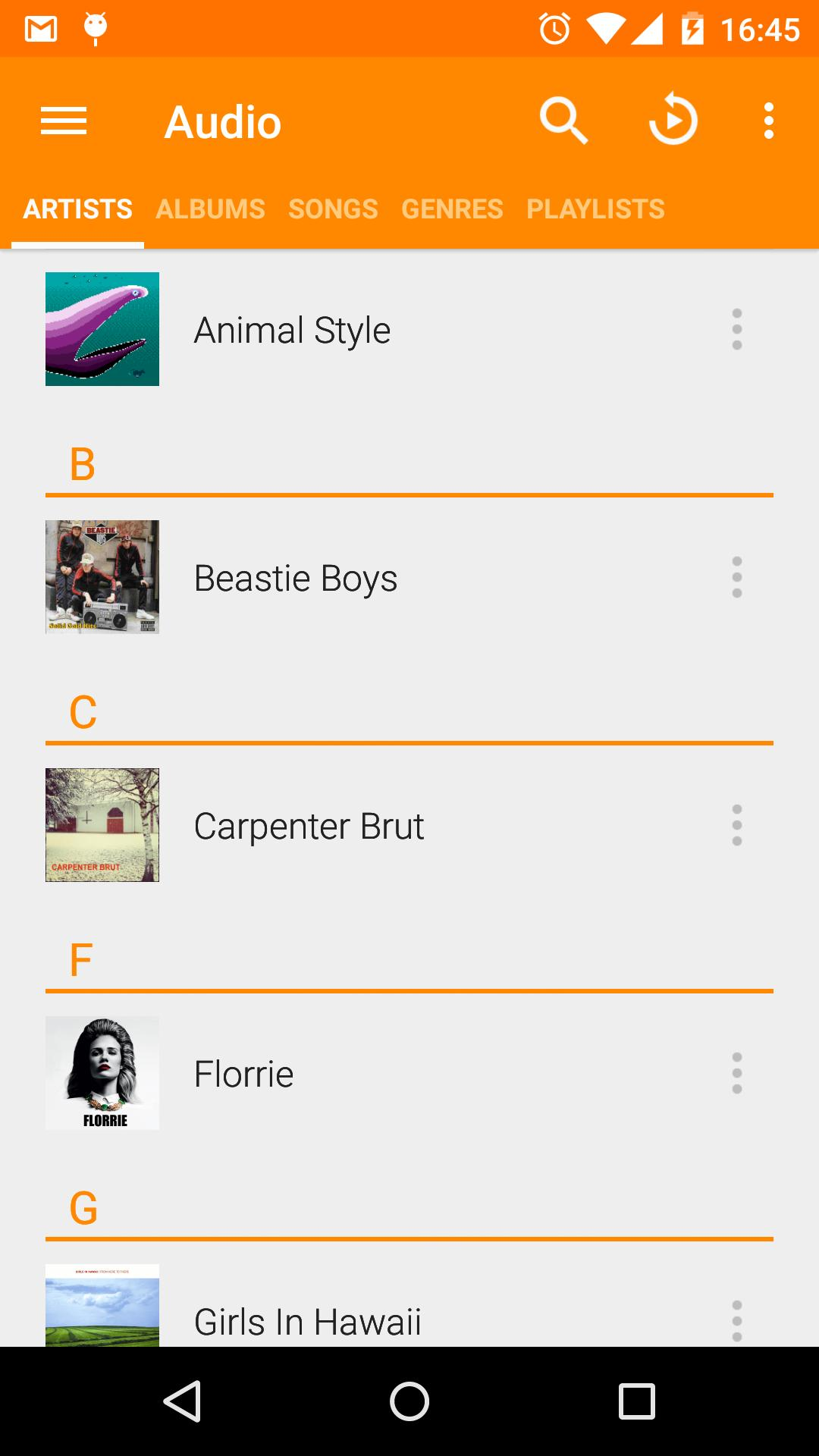 VLC for Android 3.2.12 Screenshot 4