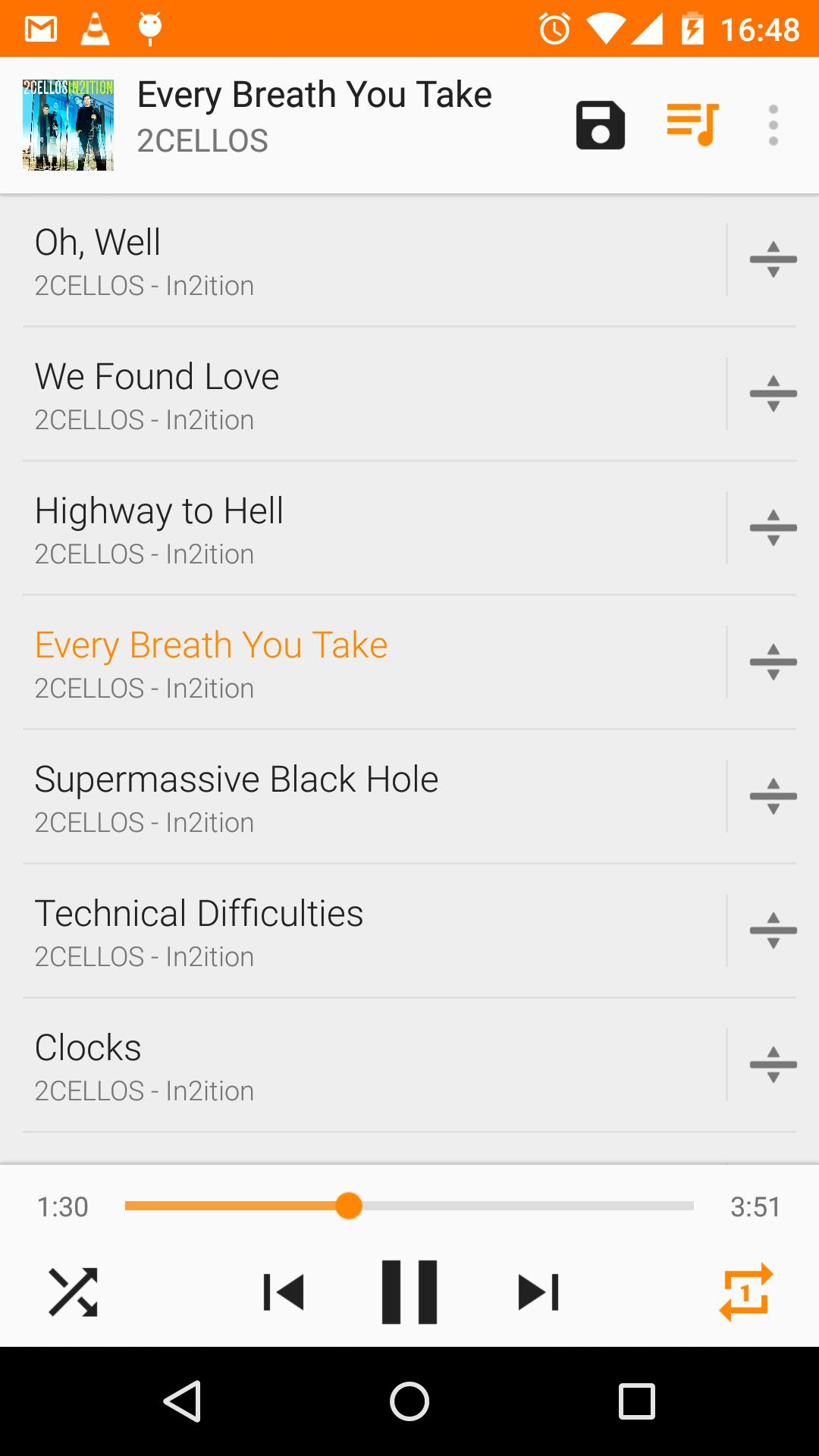 VLC for Android 3.2.12 Screenshot 5