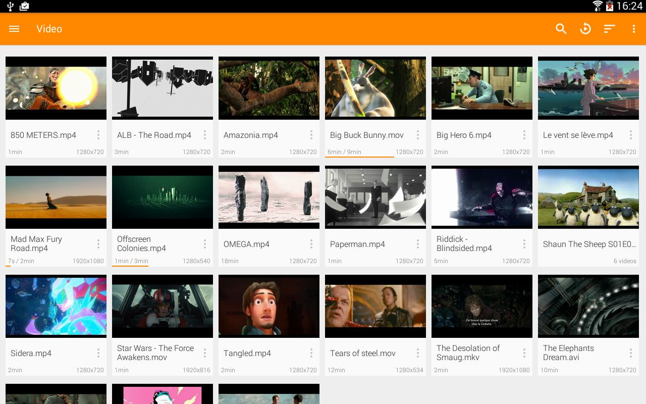 VLC for Android 3.2.12 Screenshot 9