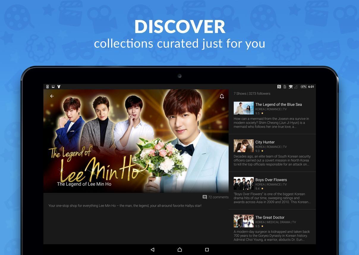 Viki Korean Dramas, Movies & Chinese Dramas 5.5.3 Screenshot 13