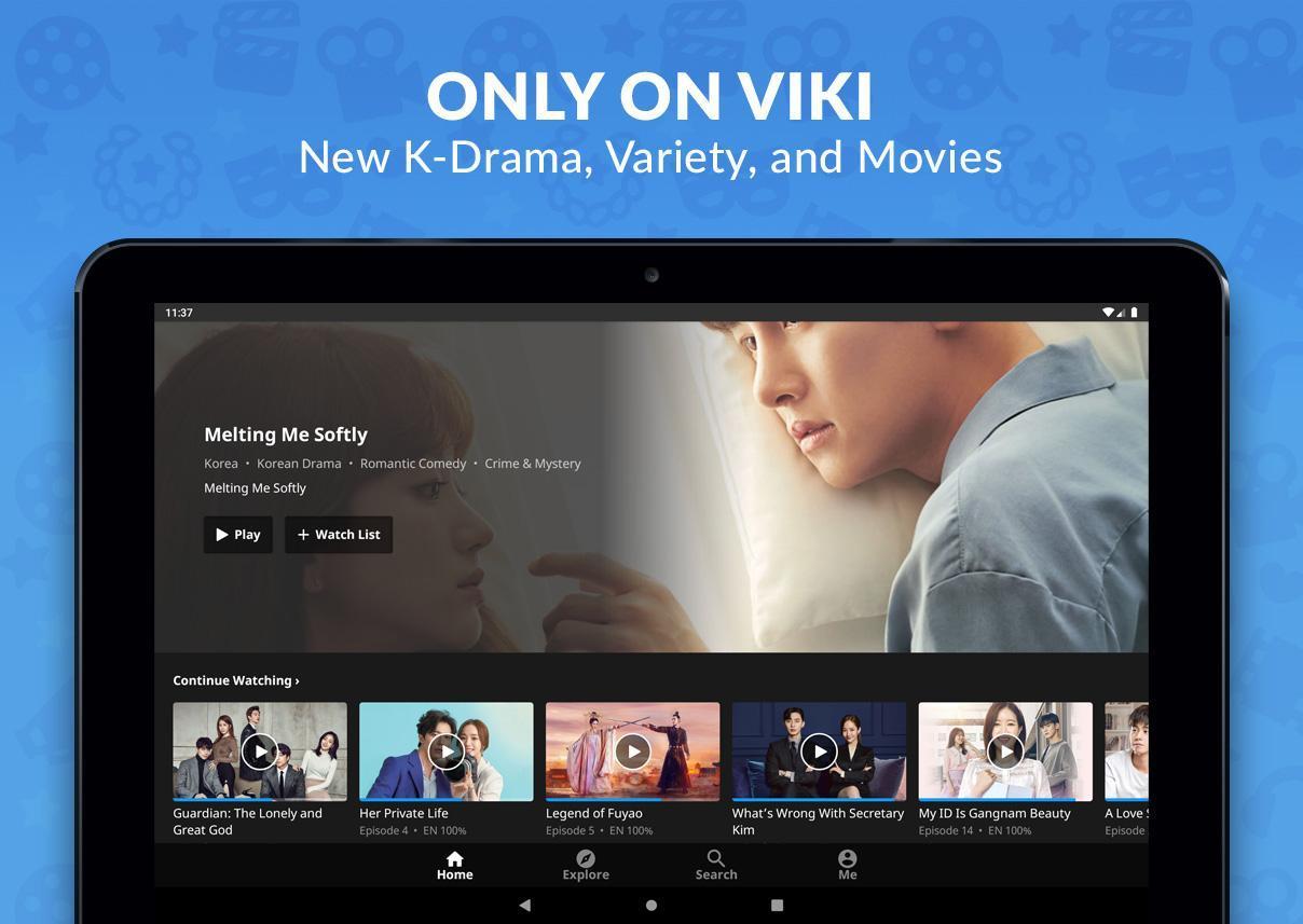 Viki Korean Dramas, Movies & Chinese Dramas 5.5.3 Screenshot 6