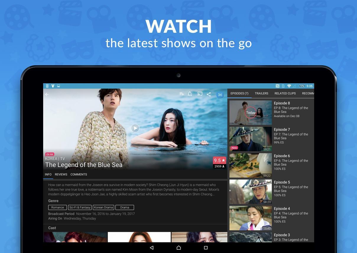 Viki Korean Dramas, Movies & Chinese Dramas 5.5.3 Screenshot 7