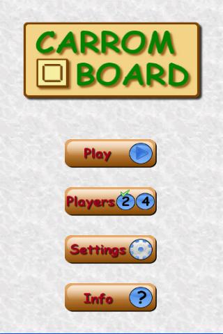 Carrom Board 1.7 Screenshot 1