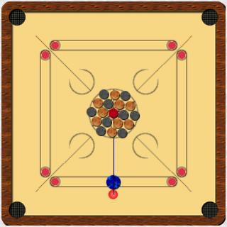 Carrom Board 1.7 Screenshot 2