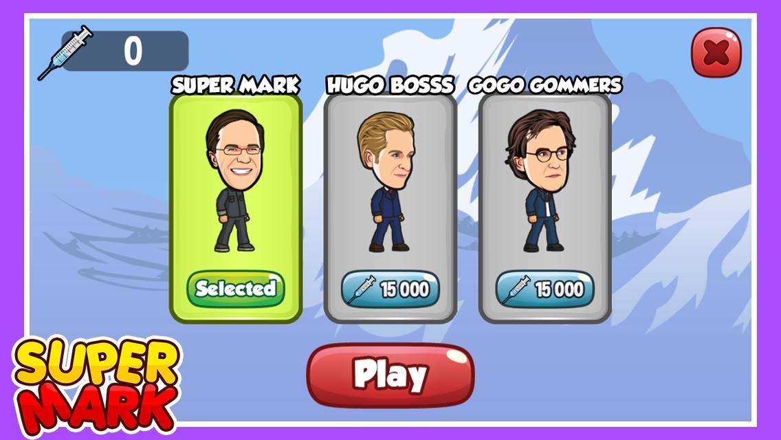 Super Mark screenshot